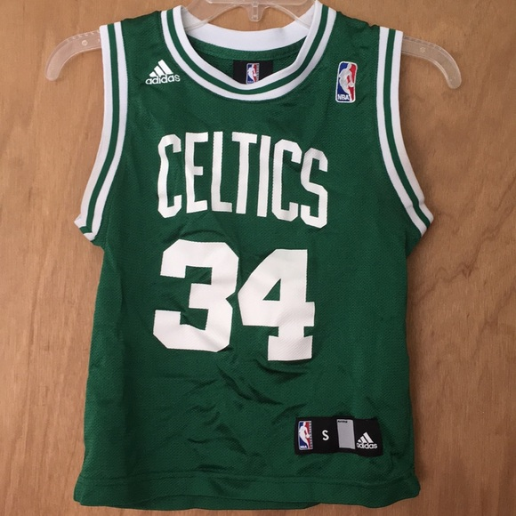 adidas Other - Boston Celtics Jersey with Paul Pierce 34 25e9182ba